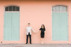 Here's our guide to the best scenery in town for your New Orleans   engagement photos.