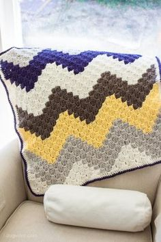 The Complete Guide to Corner-to-Corner Crochet with Free C2C Patterns: Other Corner to Corner Blanket Crochet Patterns