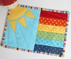 Sew Thankful Sunday, June 2020 - The Crafty Quilter Quilting Tips, Quilting Projects, Sewing Projects, Quilting Tutorials, Sewing Ideas, Mug Rug Patterns, Quilt Patterns, Canvas Patterns, Star Quilts