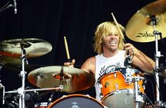 Some of our favorite shots from Outside Lands 2012. Foo Fighters right in the middle of fighting foo, clearly.