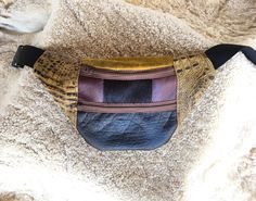 Fanny Pack- Recycled Leather by moonstoneleather on Etsy https://www.etsy.com/listing/522691309/fanny-pack-recycled-leather