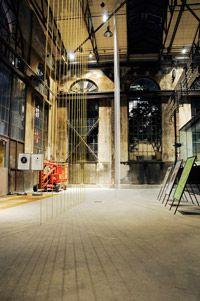 Art and the City; KöR 2012; Untitled, 1985/2012 (Fred Sandback)