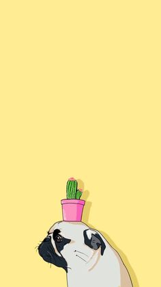 Gekritzel – Source by Tumblr Wallpaper, Wallpaper Pug, Tier Wallpaper, Animal Wallpaper, Wallpaper Iphone Cute, Disney Wallpaper, Screen Wallpaper, Cool Wallpaper, Mobile Wallpaper