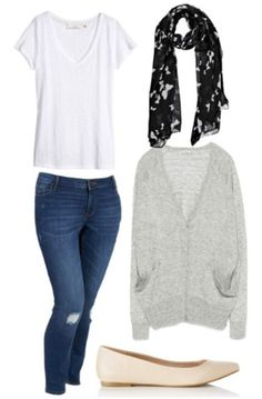 The Evolution of My High School Style - College Fashion