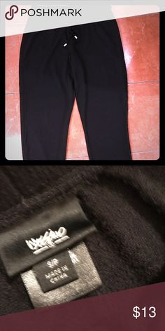 Skinny Mossimo sweatpants Size small Mossimo skinny sweatpants. Good condition, has some pilling. Open to trades Mossimo Supply Co Pants Skinny