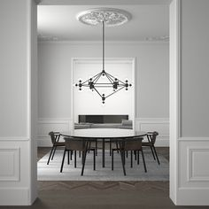 ad office interieurarchitect - dining room