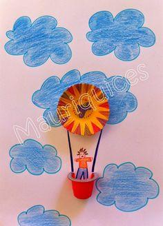 Mauriquices: O balão do João!!!