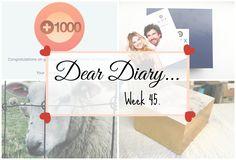 1000 Followers & Heavy Storms | Dear Diary Week 45. - Beauty-Blush