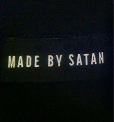 Dark Grunge Quotes Tumblr | text quotes hell Halloween Grunge dark satan phrase 666 textography ...