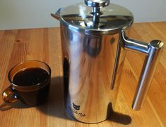 A comparison of some of the best stainless steel French press coffee makers. An article that shows you what to look for when you buy a French press. Elevate your coffee experience.