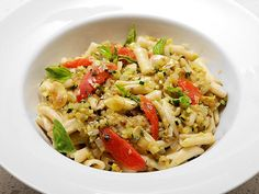 The Food Lab Lite: Easy Summer Ratatouille with Pasta. #recipe