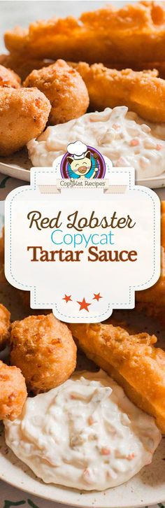 Make your own copycat recipe for Red Lobster Tartar sauce with this easy recipe.[ Make your own copycat recipe for Red Lobster Tartar sauce with this easy recipe. Red Lobster Tartar Sauce Recipe, Tarter Sauce, Homemade Tartar Sauce, Lobster Sauce, Lobster Recipes, Fish Recipes, Seafood Recipes, Cooking Recipes, Cat Recipes