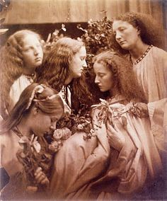 Photograph, The Rosebud Garden of Girls - 1868