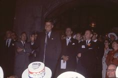 Senator John F. Kennedy speaks to a group of students at the University of Michigan on a campaign stop. Photograph by Frederick L. SHIPPEY in the John F. Kennedy Presidential Library and Museum, Boston