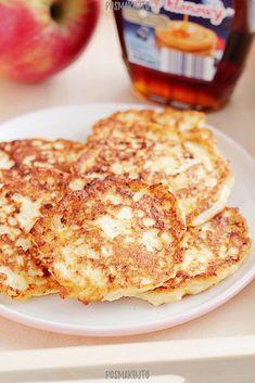 posmakujto!   Chleb wieloziarnisty mieszany łyżką Dumplings, Pancakes, Cooking, Breakfast, Recipes, Food, Diet, Kaffee, Recipies