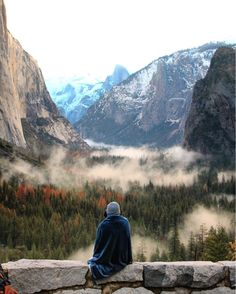 """""""Today at Yosemite Valley"""" by Alyygator in pics - Imgur"""