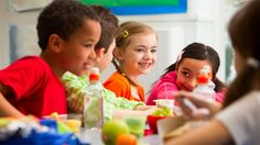 the Importance of Healthy Eating for children