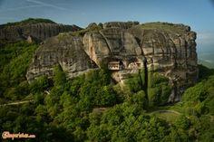 Meteora, Ypapantis, the seventh monastery   Camperistas.com