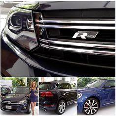 Volkswagen de México presentó su gama de vehículos exclusivos R-Line. Desde la semana pasada los nuevos integrantes de la familia VW estarán a la venta en 3 modelos de la imponente marca: Beetle, Tiguan, y Touareg. #AutoBildMexico