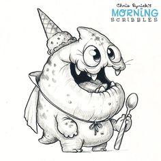 Ice cream wizard!