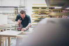 Tischlerei Josef Prödl, Kirchberg an der Raab Desk, People, Furniture, Home Decor, Carpentry, Desktop, Decoration Home, Room Decor, Writing Desk