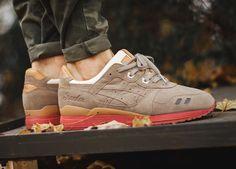 Packer Shoes x Asics Gel Lyte III Dirty Buck - 2015 (by kevykev)