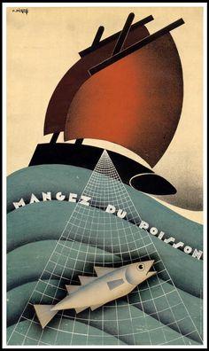 Vintage French Posters:::Loire-Atlantique.