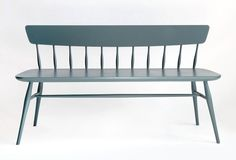 Moving Mountain's Windsor Bench: Remodelista