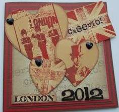 London 2012 for Artistic Outpost.