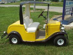 Custom Golf Carts - Marblehead Golf Carts, Marblehead, OH
