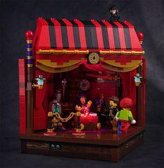 Legos circus