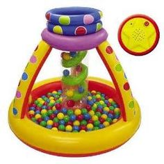 ball pits for toddlers