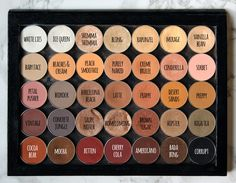 Open Geek House is under construction Makeup Goals, Love Makeup, Makeup Inspo, Makeup Inspiration, Beauty Makeup, Beauty Tips, Makeup Sets, Makeup Geek Swatches, Makeup Dupes