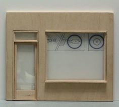 Make Custom Dollhouse Scale Doors, Windows, Stairs and Other Building Parts