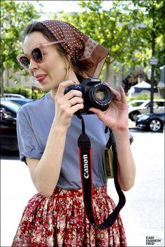 Um. Girl crush.     Uliana Sergeenko, Russian stylist, designer and photographer.