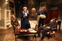 Photo Flash: First Look at Step Up Productions' BAREFOOT IN THE PARK Barefoot In The Park, Step Up, Southport