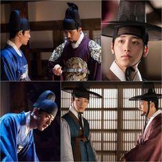 Seo Kang Jun, Cha Seung Won and Kim Jae Won | Hwajung