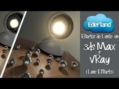 V-Ray 2.0 for 3ds Max - V-Ray Lens Effects - YouTube
