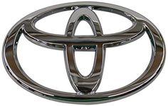 Genuine Toyota 75311-AA030 Emblem Toyota http://www.amazon.com/dp/B005M4GC74/ref=cm_sw_r_pi_dp_R89iwb06PMHKC