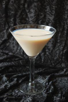 white martini