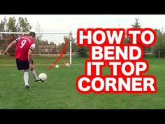If you want to bend the ball top corner, watch this video:  https://www.youtube.com/watch?v=QSkXESt8E0M