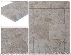 Marble Tile - Polished - Tundra Light Gray