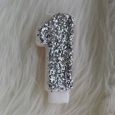 Hey, I found this really awesome Etsy listing at https://www.etsy.com/listing/184209623/silver-glitter-birthday-party-number