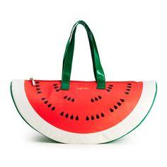 super chill cooler bag - watermelon