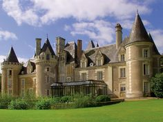 chateaux normandie - Google Search