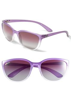 my Ray-Ban addiction is hands-down your fault, @Erica Marks. want want want.