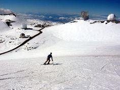 Ski Mauna Kea! - Big Island of Hawaii