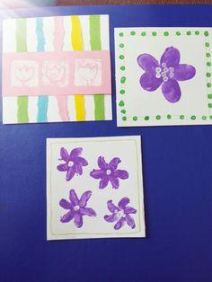 Keväisiä kortteja AHP