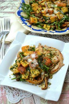 "Garlic ""Gnocchi"" / Primitive Plate"