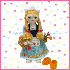 Dutch Doll Amigurumi PDF Crochet Pattern by HandmadeKitty by handmadekitty http://sulia.com/channel/knitting/f/1fcfd7f071e7fe063697a5a9c0d4be41/?source=pin&action=share&ux=mono&btn=small&form_factor=desktop&sharer_id=127220923&is_sharer_author=false&pinner=127220923